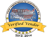 A US Federal Contractor Verified Vendor